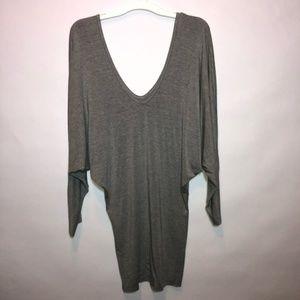 Rachel Pally Knit Long Sleeve Tunic Dress Large